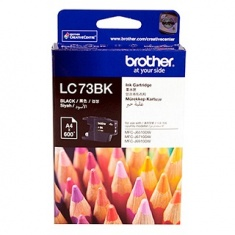 Brother LC-73BK High-Yield Black Ink