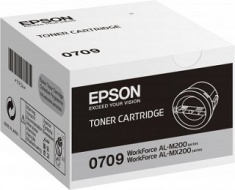 Epson S050709 Black Toner Cartridge
